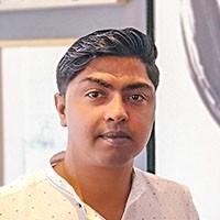 Binu John, Director Business Development