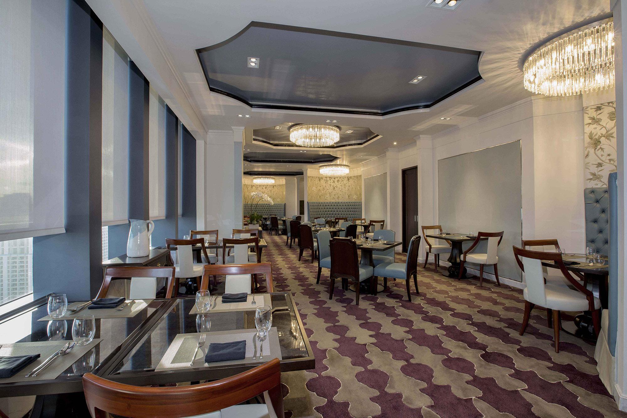 Club Lounge Dining