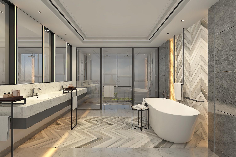 PSUITE Bathroom